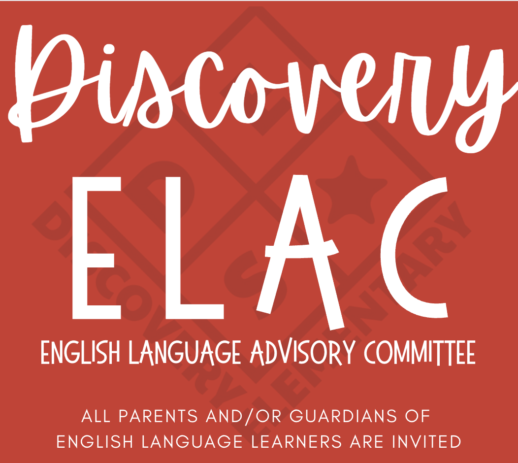English Language Advisory Committee (ELAC)